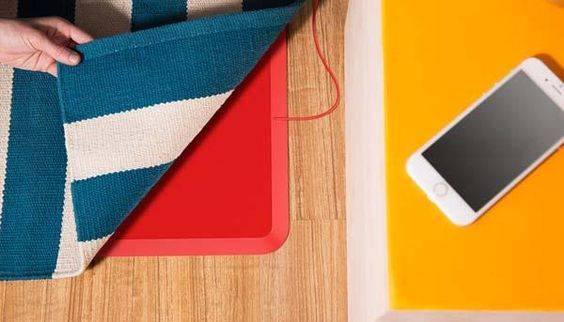 Launchpad Smart Floor Mat