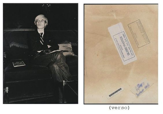 """Untitled"", Original Press Photograph, UNIQUE"