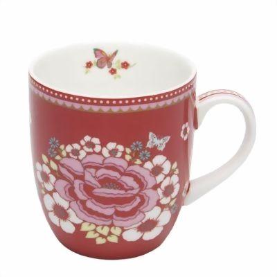 artandmore-shop.de- Mug Becher Rosa von Room Seven
