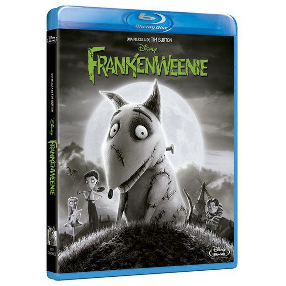 Frankenweenie - Blu Ray - 10,95 €