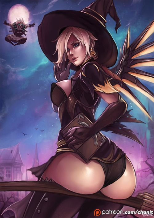 Best mercy images on pinterest sexy overwatch mercy and anime