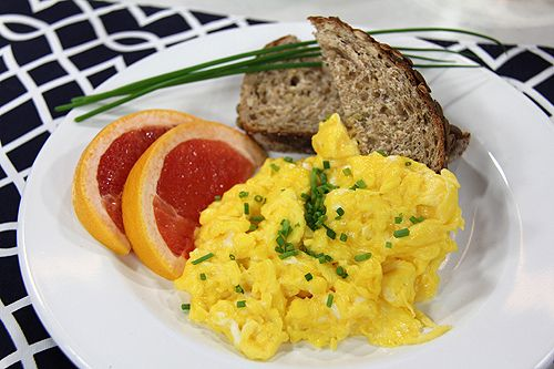 French-style scrambled eggs | Eating...My Favourite Passion ...