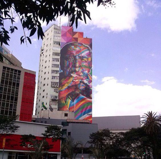 Arte na Paulista