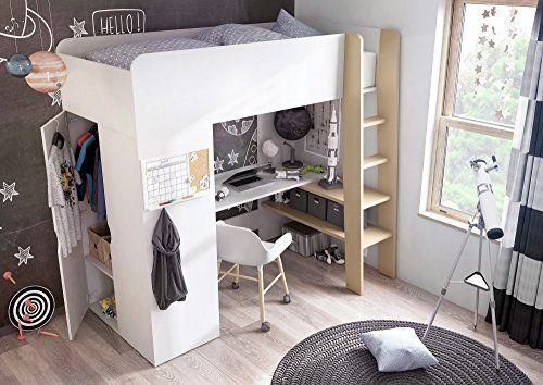 Etagenbett Multifunktions Bett Hochbett Tom Mit Matratze Amazon