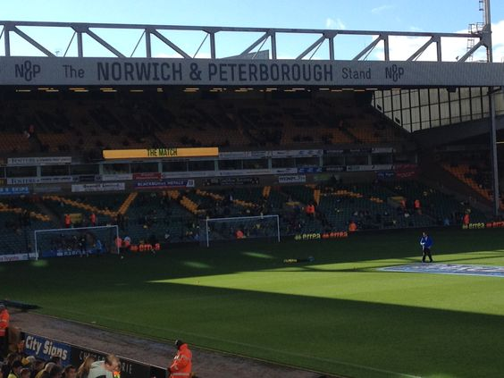 Norwich Away Day