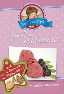 Eisrezepte Buch Eismaschine 2015