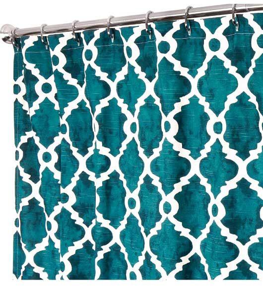 dark teal shower curtain. JNB Beach Style  Pinterest bound style and Instagram