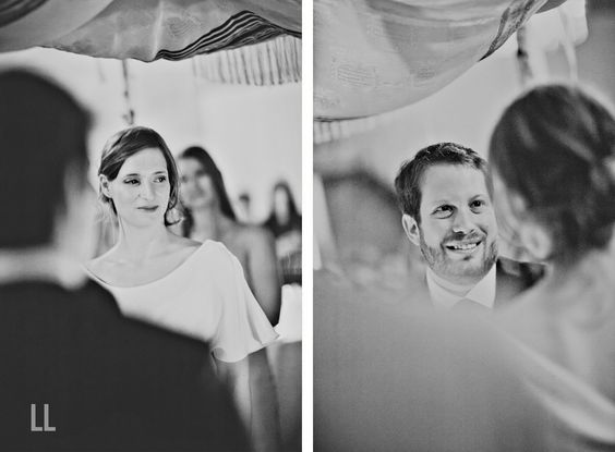 Jed + Anne's December wedding. Photos by LES LOUPS pictures + songs.