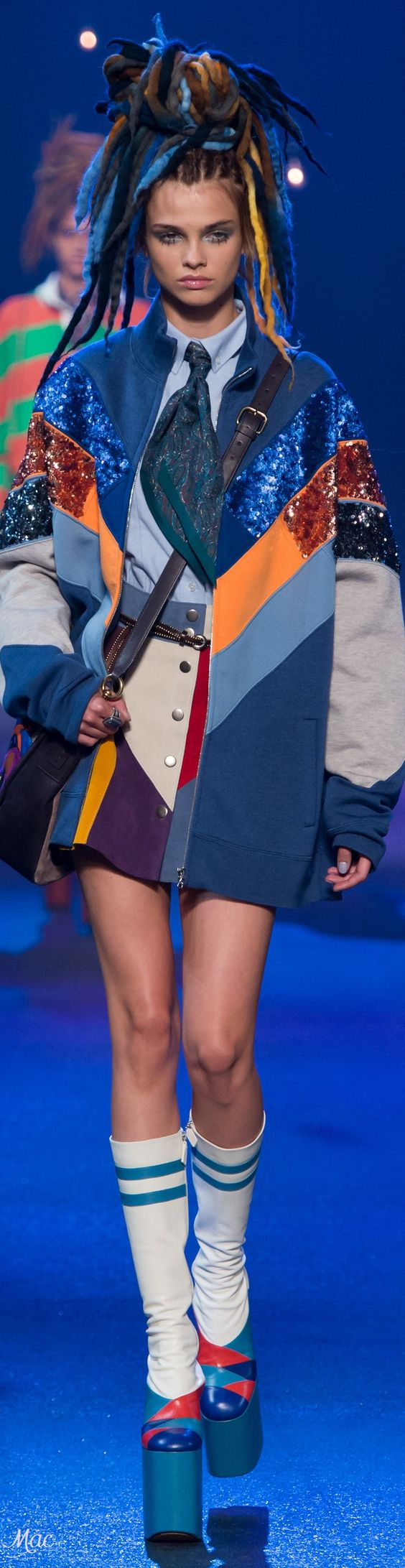 Spring 2017 Ready-to-Wear Marc Jacobs