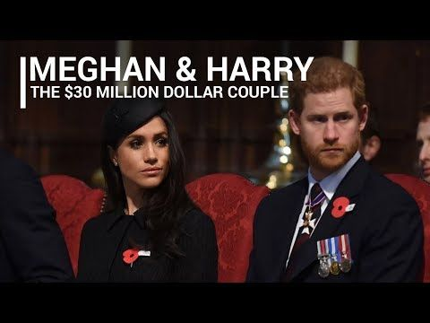meghan markle and prince harry the 30 million dollar couple latest news youtube prince harry and meghan meghan markle prince harry princes diana meghan markle prince harry princes diana