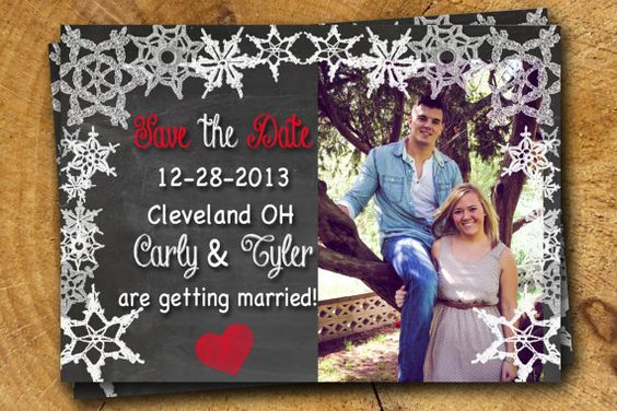 SAVE THE DATE postcard wedding custom design by TheLudwigShop, $9.99
