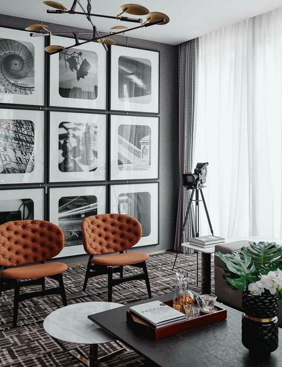 Một số điểm nổi bật trong sử dụng sofa da phong cách BắcÂu