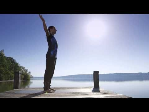 Agni Sara Pranayama im Stand - Atemübung (FULL HD) - YouTube