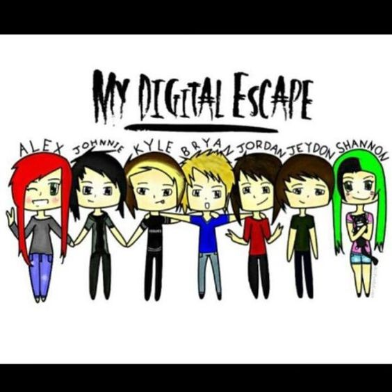 my digital escape - Google Search