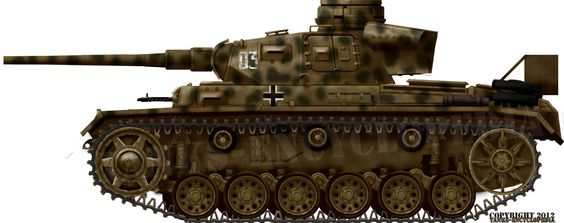 Pz Kpfw III Ausf J   Late-Sicily