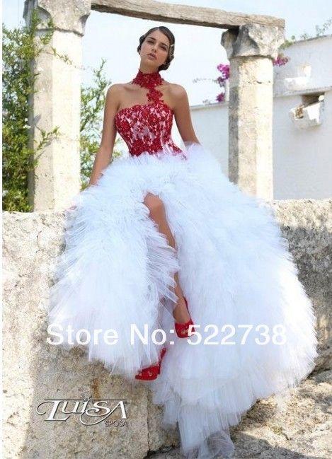 vestidos de novia blanco gotico gótico vestidos de novia