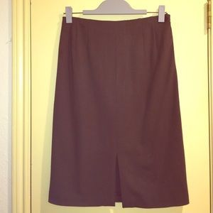 I just discovered this while shopping on Poshmark: Talbots Brown Petite Ponte…
