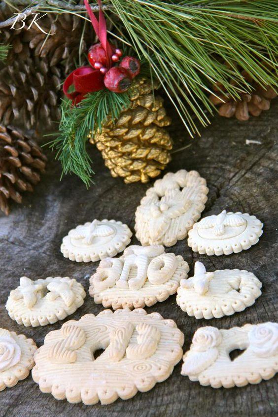 White cookies | BlauKitchen