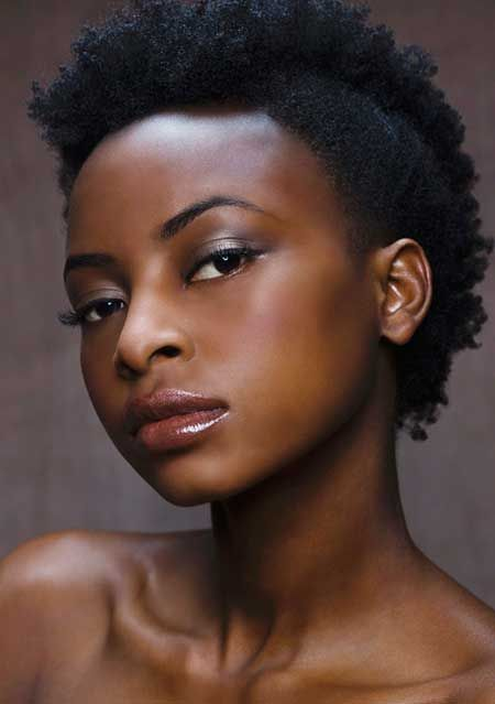 Remarkable 1000 Images About Natural Hairstyles For Short Hair On Pinterest Hairstyle Inspiration Daily Dogsangcom