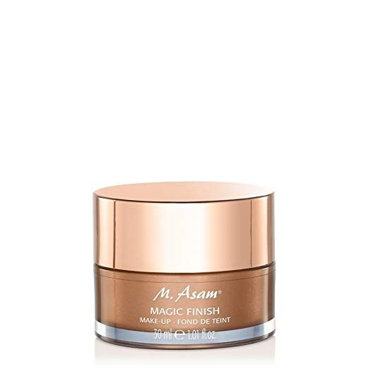 M Asam Magic Finish Lightweight Wrinkle Filling Makeup Mousse 1 01 Fl Oz Beauty Makeup Wrinkles Makeup No Foundation Makeup