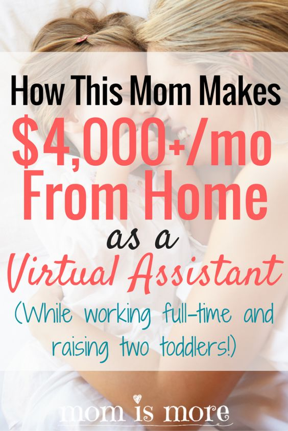 Virtual assisting has always intrigued me. If this mom of two busy toddlers can…