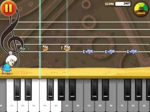 Piano or not! This works! Free app! This is a fantastic keyboard practice app!   For the full review visit http://www.bestappsforkids.org