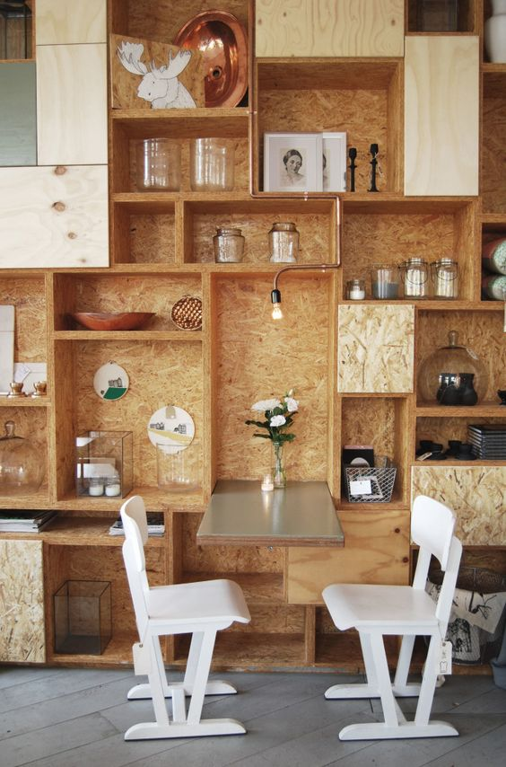 Diy avec de l 39 osb meubles pinterest sweet home magazines et architecture - Sweet home muebles ...