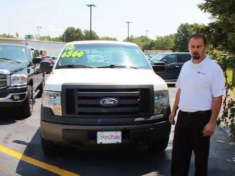 Logan Rupert At Statewide Ford Lincoln In Van Wert Ohio Van Wert