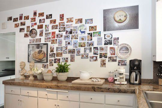 Ideas For Displaying Photos Without Using Frames Photos