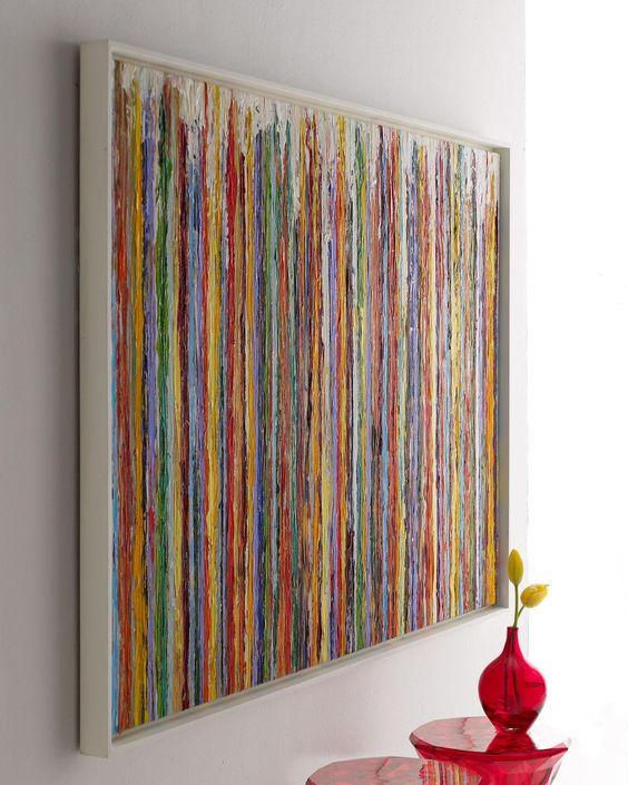 RFA Fine Art Delineation Original Painting