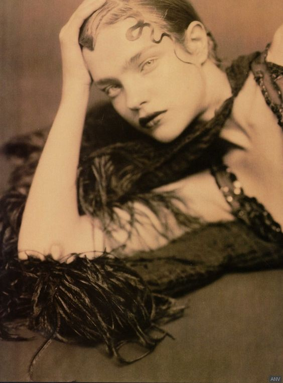 Dolls by Paolo Roversi, Vogue Italia.