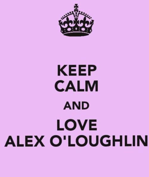 LOL! :0) I love me some Alex~