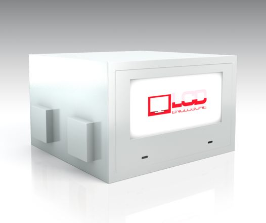 indoor projector enclosures