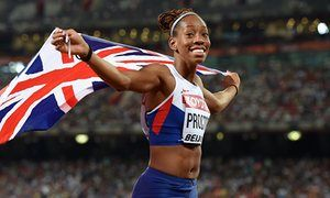 Shara Proctor raring to go for gold at Rio and put 2012 pain behind her Long jumper was overwhelmed by the occasion at London 2012 but is in a better place after battling back from a thigh injury that left her unable to walk