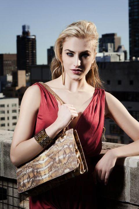 Madam Bell shoulder bag
