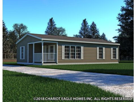 Home Falcon 24402a Floor Plan Chariot Eagle Manufactured And Park Model Rvs From Chariot Eagle Park Models Tiny House Tiny Mobile House