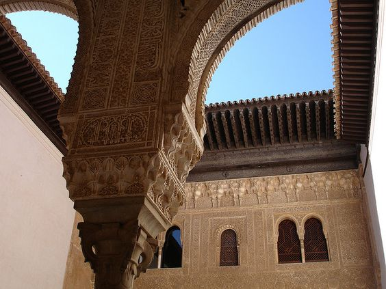 Alhambra (Spain)  The Alhambra is a royal palace and a fortress set in the very heart of Granada.