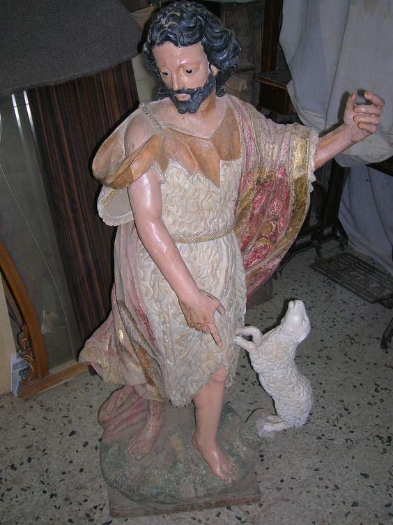 restauracion de san Juan Bautista