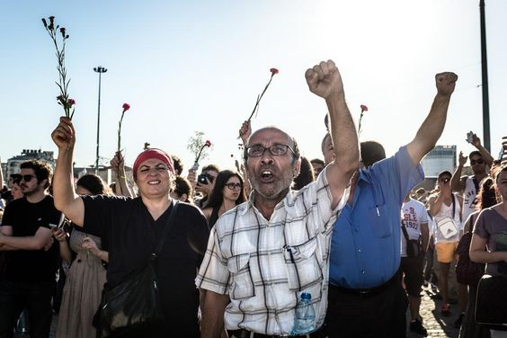 Anti-government protesters, Taksim - Istanbul - | Flickr - Photo Sharing!