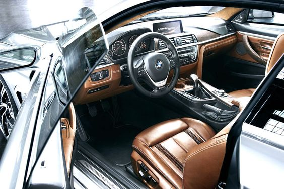 BMW Concept 4er Coupé