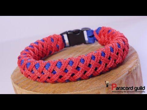 Turkish Cobra Paracord Bracelet Youtube Paracord Paracord