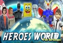 Jogo World Heroes Livre