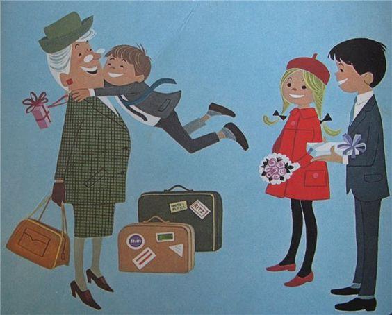 Leg med saks og papir -by Elisabeth Brozowska
