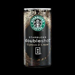 Starbucks Doubleshot....over ice...nothing like it :)