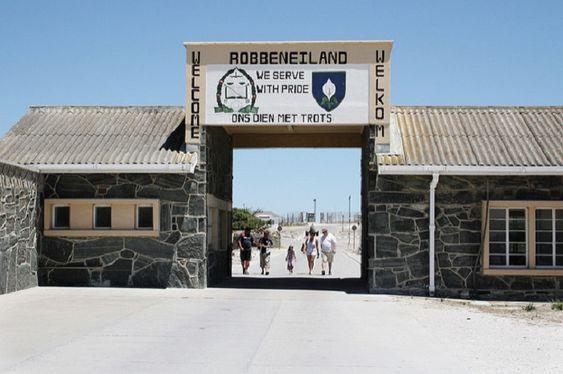 Robben Island Museum entrance