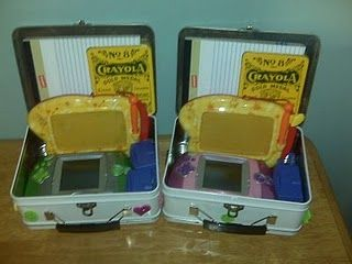 car trip kits-awesome and will all fit in 31 mini-tote I just got the kids!