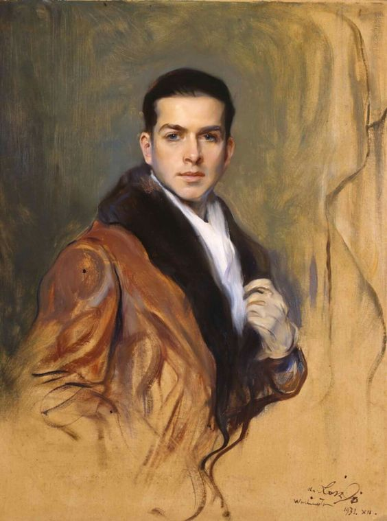 Francis Wright Fabyan Jr. Philip de László,1931.