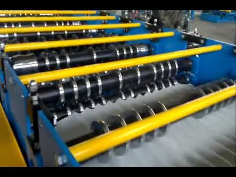 Corrugated Roof Sheet Roll Forming Machine Corrugated Roofing Roofing Sheets Roll Forming