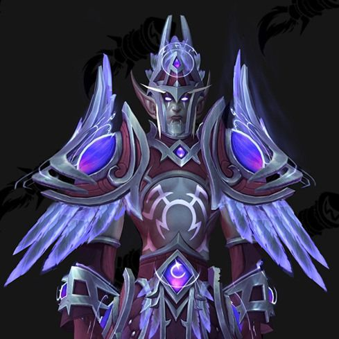 Fan Proposed Changes To The Male Nightborne Heritage Armor Worldofwarcraft Blizzard Hearthstone Wow Warcraft Bliz World Of Warcraft Elf Warrior Warcraft I thought heritage armor could only be mogged onto their respective races. male nightborne heritage armor