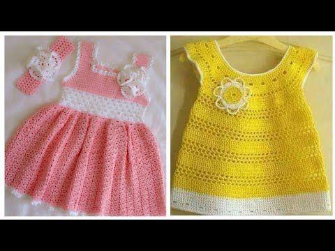 El Orgusu 0 6 Yas Cocuk Elbise Modelleri Youtube Kids Dress Patterns Childrens Dress Kids Dress